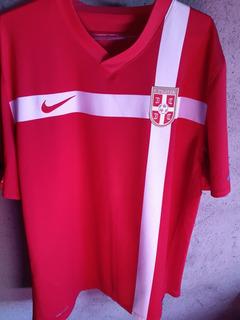 Camisa Seleção Da Sérvia