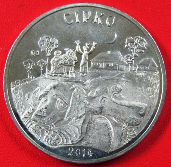 Kazajistan Moneda 50 Tenge Unc 2014 Sirko