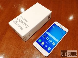 Samsung Galaxy J5 Prime Dorado-como Nuevo-muy Poco Uso -0 Km