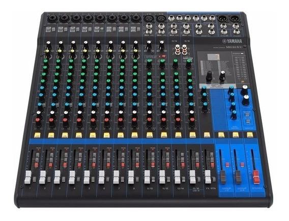 Mesa Yamaha Original Mg16xu | 16canais Garantia