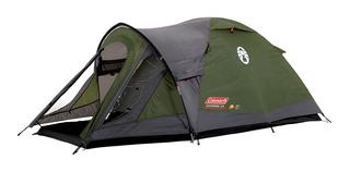 Carpa Coleman Darwin 2+ Personas Impermeable Camping Y Playa