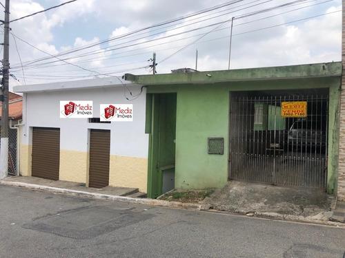 Imóvel Comercial À Venda Na Vila Caiúba