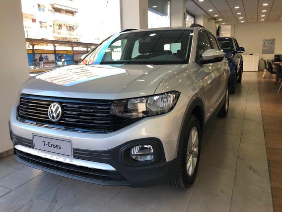 Volkswagen T-cross 1.6 Trendline Tcross 2020 Vw Bordo 0km