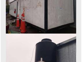 Container Con 10 Duchas Y 4 Banos P/obrador Envio A Interior