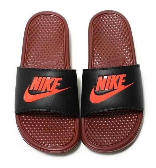 Ojotas Nike Benassi Hombre Envio Gratis 343880601