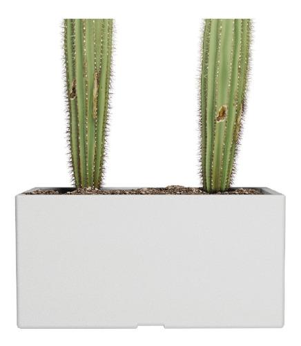 Maceta Plástica Rotomoldeada Jardinera N 60 Moderna Amalfi