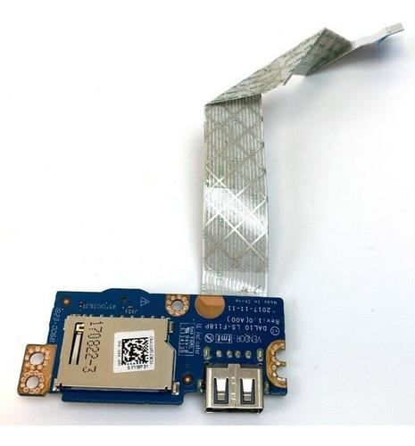 Io Circuit Board - 0jxkp3  Latitude 3490 Usb / Sd Card