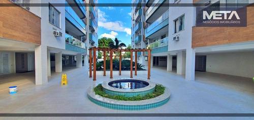 Apartamento À Venda, 130 M² Por R$ 575.000,00 - Anil - Rio De Janeiro/rj - Ap0274