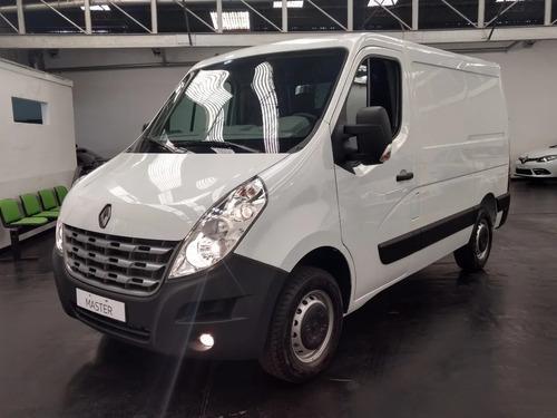 Renault Master L1h1 Aa Furgon Corto Patentada 2021 (juan)