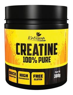 Creatina 100% Pure 300g - Katigua