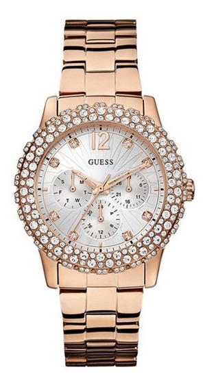 Relógio Guess Feminino Rosê 92513lpgsra2 W0335l3