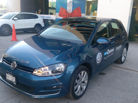Golf Highline 2017 Llevatelo Con $31887 Inicial Leasing Vwfs