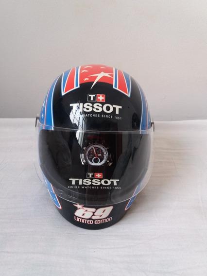 Relógio Tissot T-race Nicky Hayden Edição Limitada