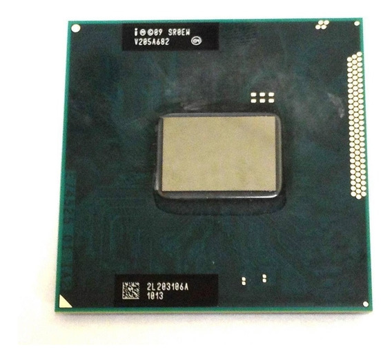 Procesador Intel Celeron Intel Dual-core B800 1.5ghz Sroew