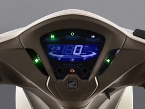 Honda Biz125 2018, Semi-automatica, Partida Eletrica, Cbs