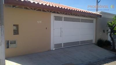 Casa - Bosque Santa Rosa - Itu/sp - Ca0548