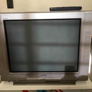 Televisor Sony Trinitron Plano 25 Pulg