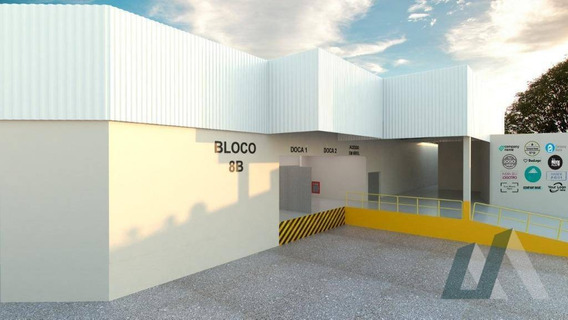 Salão Para Alugar, 136 M² Por R$ 2.900/mês - Centro - Votorantim/sp - Sl0046