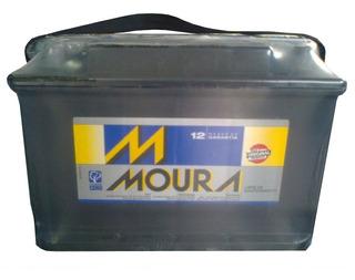 Bateria Moura M30ld 12x80 Reforzada Ranger Amarok + Emporio