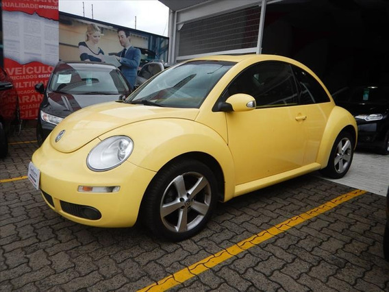 Volkswagen New Beetle 2.0 Mi 8v Gasolina 2p Tiptronic 2009