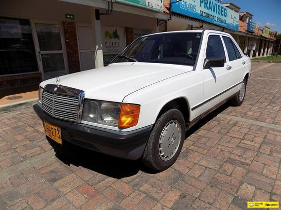 Mercedes-benz Clase E 190e 2.0cc Mt Aa