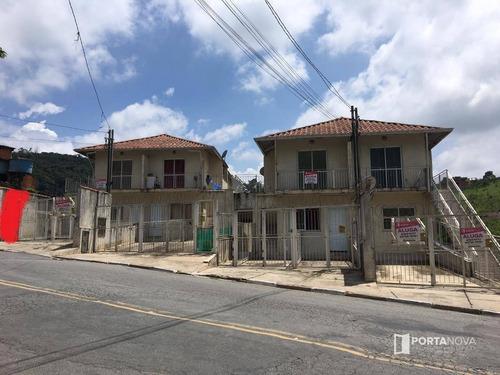 Casa Com 3 Dormitórios Para Alugar, 63 M² Por R$ 1.200,00/mês - Vila Cercado Grande - Embu Das Artes/sp - Ca0511