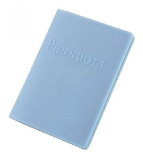 Funda Para Pasaporte Resistente Al Agua Porta Pasaporte Case