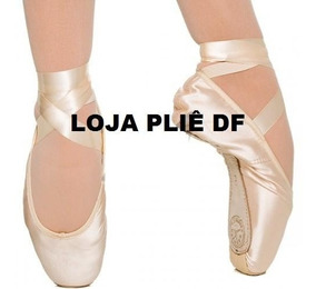 Sapatilha De Ponta Ballet Box