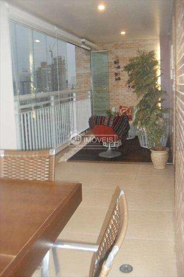 Apartamento Em Santos Bairro Gonzaga - V2031