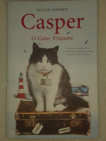 Casper - O Gato Viajante - A Incrível História De Um Gato!!!
