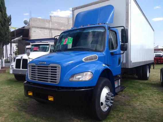 Freightliner M2 Caja Con Rampa Hidraulica 2015