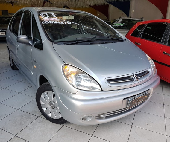 Citroen Xsara Picasso 2.0 Exclusive Manual