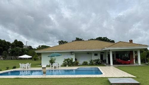 Imagem 1 de 20 de Chácara Com 4 Dormitórios À Venda, 3600 M² Por R$ 1.550.000,00 - Vitassay - Boituva/sp - Ch0039