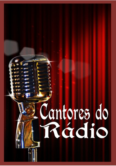 Cantores Do Rádio - Anos 40/50/60 (box Set)