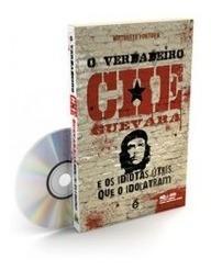O Verdadeiro Che Guevara Livro + Dvd Novo Revolução Cuba