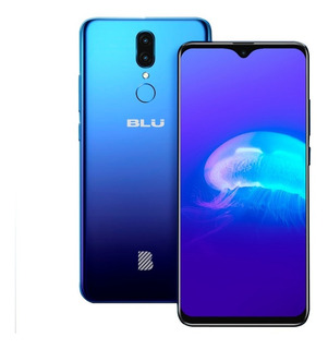 Telefono Blu G9 4gb Ram 64gb 169v Tienda Fisica Otech