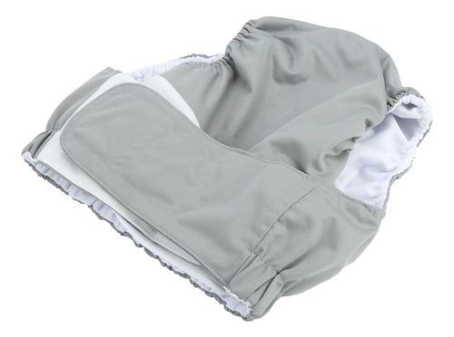 Imagen 1 de 9 de Pañales De Tela Ajustable Lavable Reutilizable Bolsillo Paña