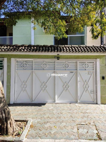 Sobrado Com 3 Dormitórios À Venda, 147 M² Por R$ 650.000,00 - Picanco - Guarulhos/sp - So0564