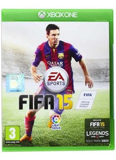 Juego Xbox One Fifa 15 Edicion Ultimate