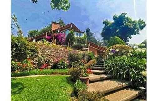 Casa En Renta, Contadero Cuajimalpa De Morelos