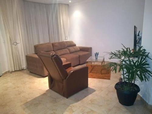 Casa Com 3 Dormitórios À Venda, 198 M² Por R$ 815.000,00 - Parque Brasil 500 - Paulínia/sp - Ca6628