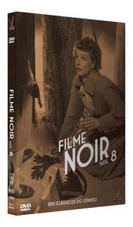 Dvd Filme Noir Vol.8 (3 Dvds)