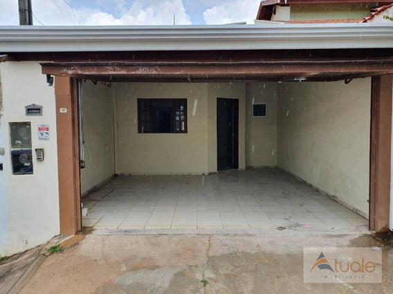 Casa Com 2 Dormitórios À Venda, 110 M² Por R$ 249.000 - Jardim Terras De Santo Antônio - Hortolândia/sp - Ca6628