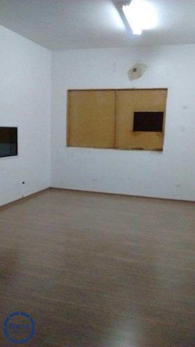 Conjunto Comercial Com 0 Dorm, Centro, Santos, 462m² - Codigo: 9516 - A9516