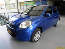 Nissan March Sr At 1600cc 2ab Abs