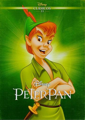 Peter Pan Disney Clasicos 11 Pelicula Dvd