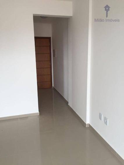 Apartamento 2 Dormitórios Para Locação, 73m², Residencial Valencia, Vila Hortência Em Sorocaba/sp - Ap1077