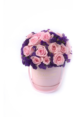 Arreglo Floral Amoree Baby Box