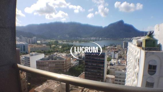 Flat Com 2 Quartos Para Alugar, 91 M² - Ipanema - Rio De Janeiro/rj - Fl0046
