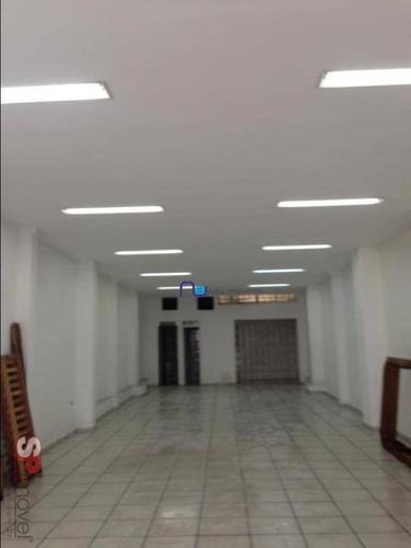 Galpão, 299 M² - Venda 1.600.000 Ou Aluguel Por R$ 8.500/mês - Imirim - São Paulo/sp - Ga0311